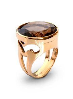 my fav gold ring !! - alef by Yesim Yuksek