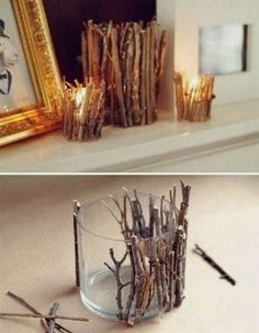Check out this Twig Candle Holders – 40 Rustic Home Decor Ideas You Can Build Yourself The post Twig Candle Holders – 40 Rustic Home Decor Ideas You Can Build Yourself… appeared first on Wow Decor ..