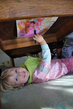 The Reggio Approach   The Little School