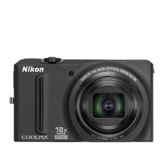 Nikon COOLPIX S9100 12.1 MP CMOS Digital Camera with 18x NIKKOR ED Wide-Angle Optical Zoom Lens and Full HD 1080p Video (Black)  byNikon  3.2 out of 5 starsSee all reviews(201 customer reviews) | Like (199)  List Price:$329.00  Price:  See price in cart(Why don't we show the price?)   This item ships for FREE with Super Saver Shipping. Details   9new 9usedfrom$180.00