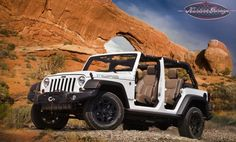 Jeep Wrangler 2013: Unlimited Moab