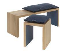 Banco de madera SEAT | Banco - Schönbuch
