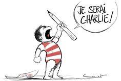 Angoulême : les auteurs dessinent pour Charlie Hebdo - SudOuest.fr