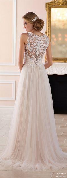 Stella York Wedding Dresses 2017   Hi Miss Puff - Part 3