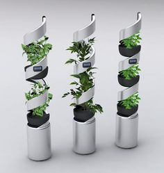 Collection of 'Modern Planters and Creative Flowerpot Designs' that will make your indoor and outdoor gardening more interesting.