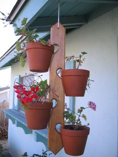 Plant Hangers - by Popsnsons @ LumberJocks.com ~ woodworking community