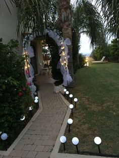 Wedding decoration at Pandora villas