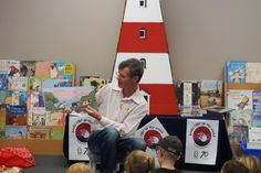 Coffs Harbour City Libraries celebrated Children's Book Week with lighthouse-themed storytime and craft activities.