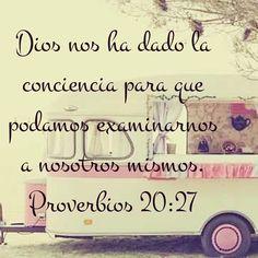 Proverbios 20:27
