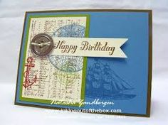 Image result for stampin up  - the open sea
