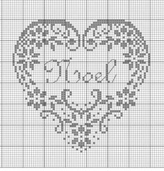 32 Ideas Embroidery Patterns Heart Sew For 2019 Xmas Cross Stitch, Cross Stitch Heart, Cross Stitch Samplers, Cross Stitch Kits, Counted Cross Stitch Patterns, Cross Stitch Designs, Cross Stitching, Cross Stitch Embroidery, Cross Stitch Pattern Maker
