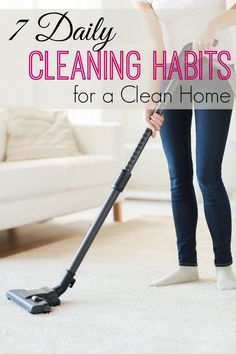 Tried of cleaning but want a clean home? These daily cleaning habits will keep…