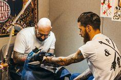 The London Tattoo Convention | www.swallowsndaggers.com