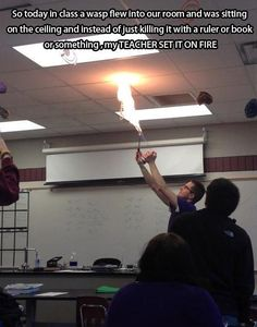 22 Teachers Caught Being Awesome