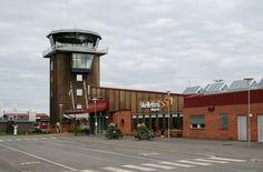 Skelleftea airport - Aeropuerto de Luleå - Wikipedia, la enciclopedia libre
