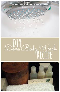 DIY Dove Body Wash  *Get more FRUGAL Articles, tips and tricks from Raining Hot Coupons here* *Pin it* by clicking the PIN button on the image above! REPIN it here! DIY Dove Body Wash Splurging on beauty products can be a luxury for most woman, but if it's not in the budget what do you [...]
