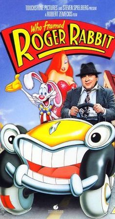 Directed by Robert Zemeckis.  With Bob Hoskins, Christopher Lloyd, Joanna Cassidy, Charles Fleischer. A toon hating detective is a cartoon rabbit's only hope to prove his innocence when he is accused of murder.