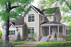 House plan W2617 by drummondhouseplans.com