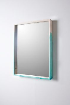 miroir en pin