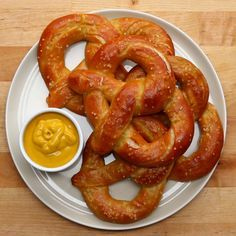 Homemade Soft Pretzels Recipe by Tasty