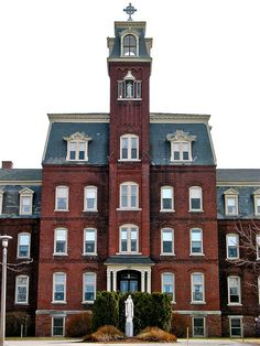 Mount Saint Mary's Convent (1890) | Flickr - Photo Sharing!