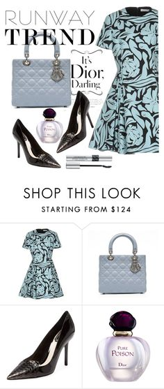 """""""Untitled #4725"""" by julinka111 ❤ liked on Polyvore featuring Christian Dior"""