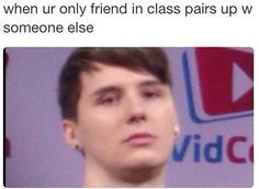 Lol so true Funny Quotes, Funny Memes, Hilarious, Danisnotonfire And Amazingphil, Phil Lester, Lol So True, My Tumblr, Dan And Phil, I Can Relate