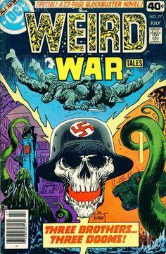 weird war 74 comic - Yahoo Image Search Results
