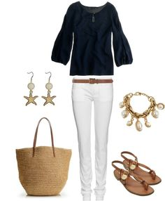 """""""Simple"""" by bluehydrangea on Polyvore"""