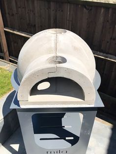 At the pizza oven shop, we offer one pizza oven kit. The fantastic Mila range comes in two forms meaning you can choose the finished look of the oven! Brick Oven Outdoor, Pizza Oven Outdoor, Outdoor Kitchen Bars, Outdoor Kitchens, Outdoor Rooms, Outdoor Living, Outdoor Shop, Wood Oven, Wood Fired Oven