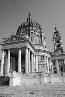 Torino. Basilica di Superga