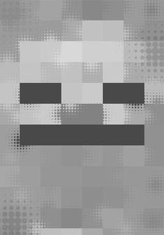 Minecraft Art Created by Terry Huddleston 5c00a8428f4