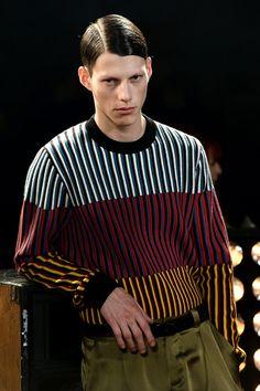 Jonathan Saunders, Gq, Polo Shirt, Polo Ralph Lauren, Mens Tops, Shirts, Image, Collection, Fashion