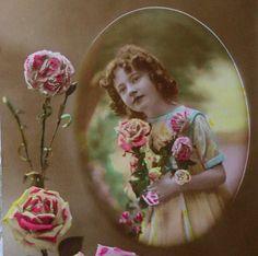 French Vintage Postcard. WW1. French Vintage by ChezClareElizabeth