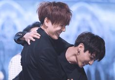 Image result for yugyeom and jungkook