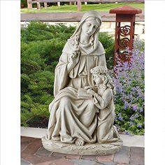 Design Toscano Madonnas Garden Blessings Statue -- Click the VISIT button to enter the website