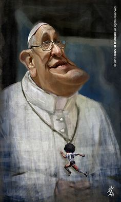 El Papa y D10s