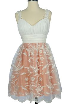 Belle Of The Ball Designer Dress by Minuet In Pink $66.00
