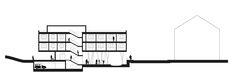 06_Schnitt_01_r_01 Villa, Floor Plans, Architecture, Home Decor, Arquitetura, Homemade Home Decor, Interior Design, Architecture Illustrations, Home Interiors
