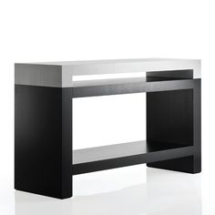 Marka Console Two Shelves