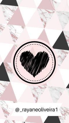 Instagram Plan, Pink Instagram, Instagram Logo, Instagram Design, Instagram Feed, Heart Wallpaper, Wallpaper Backgrounds, Paper Logo, Insta Icon