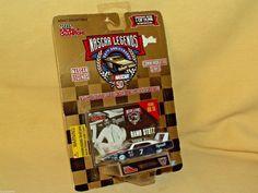 NASCAR Legends Ramo Stott Plymouth #7 50th Anniv Card Stand Ltd Ed Issue 15…