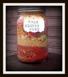 Rainy Day Food Storage: Meals In Jar Recipes( need to learn how to freeze dry me. - Rainy Day Food Storage: Meals In Jar Recipes( need to learn how to freeze dry meats FD — - Pot Mason, Mason Jar Meals, Meals In A Jar, Canning Jars, Canning Recipes, Jar Recipes, Mason Jars, Recipe Mixes, Freezer Recipes