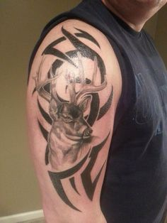 #LegendaryWhitetails #Tattoo