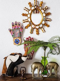 Studio Tour: Inside Justina Blakeney's Boho Work Space – One Kings Lane — Our Style Blog