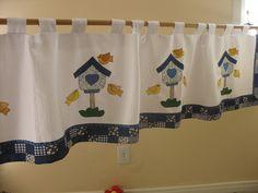 cortinas para cozinha em patchwork 6