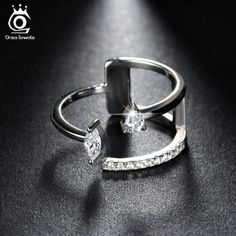 Introducing,   ORSA JEWELS Popul...   http://www.zxeus.com/products/orsa-jewels-popular-girls-finger-adjustable-ring-with-brilliant-aaa-austrian-cz-silver-color-rings-cute-christmas-gift-or115-1?utm_campaign=social_autopilot&utm_source=pin&utm_medium=pin