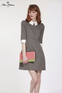 Lincoln Dress from Miss Patina