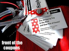 Coupon Booklets http://universitychic.com/article/chic-cheap-gifts-your-parents http://tatertotsandjello.com/2010/02/valentine-project-playing-card-coupon.html