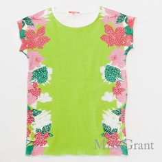 MINI DREES WITH FLORAL PRINT